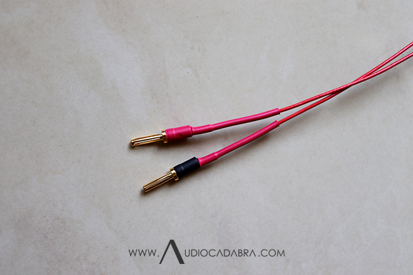 Audiocadabra Maximus4 Ultra Handcrafted Speaker Cables
