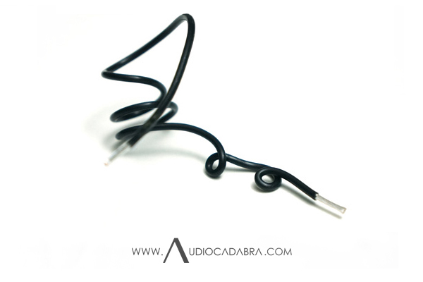 Audiocadabra Ultimus 21 AWG (0.70 mm) Solid-Silver Hook-Up Wires