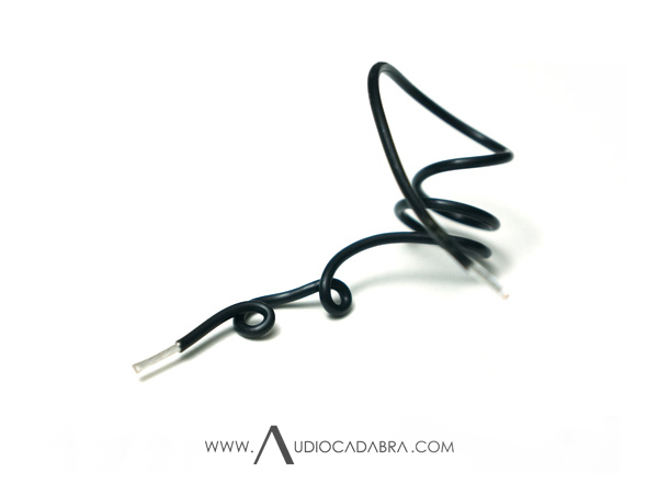 Audiocadabra Ultimus 22 AWG (0.60mm) Solid-Silver Wires