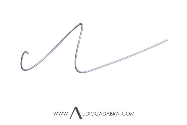 Audiocadabra-Xtrimus-Pure-Solid-Electrum-(4N-Ag+24k-Au)-Bare-Wire