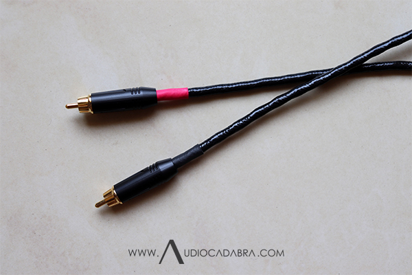 Audiocadabra Optimus4 Solid-Copper SuperQuiet RCA Cables