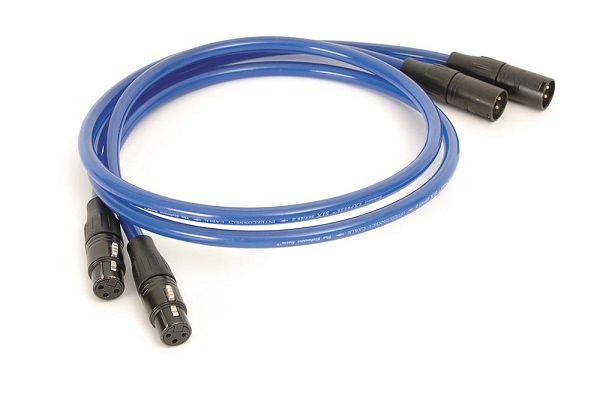 Eichmann Express Six Series2 XLR Interconnect Cables 1.5m
